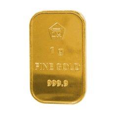 Gold Logam Mulia LM Sertifikat Asli UBS 1 Gram - Emas Batangan Logam Mulia - 24 Karat Sertifikat Resmi UBS