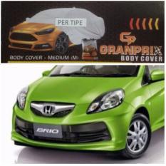 GRANPRIX Body Cover Mobil HONDA BRIO / Selimut Mobil / Pelindung Mobil / Body Cover Mobil