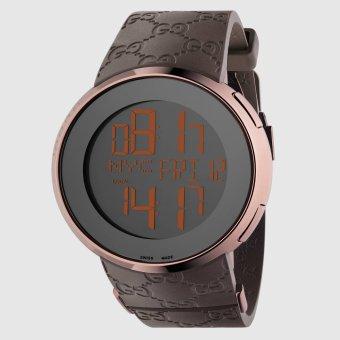 Harga Gucci I-Gucci PVD and Rubber Watch 114209 - Jam Tangan Pria ... 0e2bcb507f
