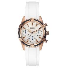 Guess W0562L1 Multifunction - Jam Tangan Wanita - Putih - Karet