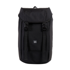 Herschel IONA Heritage Classic Backpack - Winetasting Metric-Winetasting Rubber-Black