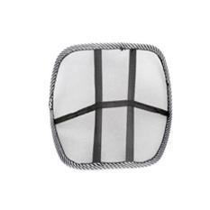 HKS New Healthy Massage Lumbar Support Mesh Design Car Back Cushion New (Black) (Intl)
