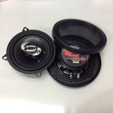 Hollywood-Speaker Mobil 5 Inch 3 Way (Hitam)