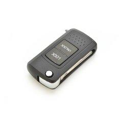 HomeGarden Car Remote Key Flip Shell Case For Mitsubishi Lancer (Intl)