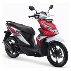 Honda - BeAT Sporty CBS - Funk Red White