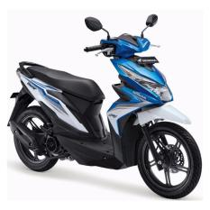 Honda - BeAT Sporty CBS ISS - Electro Blue White