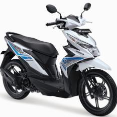 Honda - BeAT Sporty CW - Dance White [ Khusus daerah Bekasi dan sekitarnya ]