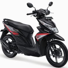 Honda - BeAT Sporty CW - Hard Rock Black [ Khusus daerah Depok dan sekitarnya ]