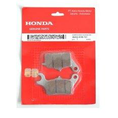 Honda Genuine Parts Suku Cadang Motor Kampas Rem Depan (Disc Pad)- Vario/Beat