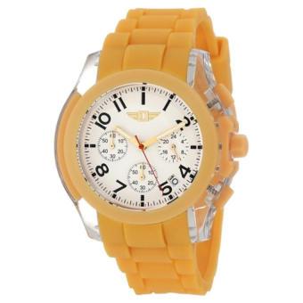 I by Invicta Men's 43949-004 Chronograph Orange/White Watch (Intl)