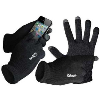 iGlove Touch Screen Gloves Smartphones & Tablet - Sarung TanganMotor