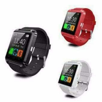 Jam Tangan Pintar Android Iphone Smart watch Gadget Smartwatch terlaris