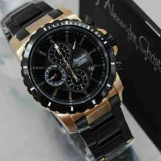 Jam Tangan Pria Alexandre Christie AC6141 Original