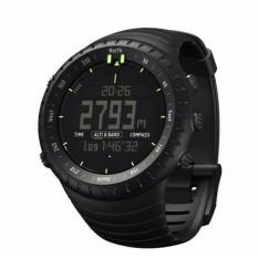 Jam Tangan Sport terbaru model Digital - Hitam