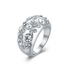Jam Tangan Sunglasses Perhiasan Cincin Hadiah Cincin Grosir Perhiasan Fashion Baru yang berkualitas tinggi Antiallergic 18K