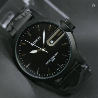 Jam Tangan Pria Design Exclusif List Merah Leather Strap Fossil 1109 Source · Jam tangan tangan Pria Desin Elegant Stainless steal