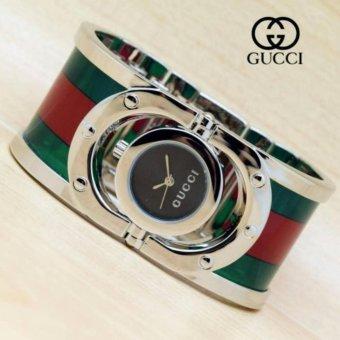 Jam Tangan Wanita - Gucci - Tipe Gelang Anti Air - [PREMIUM]