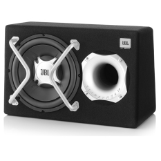 JBL GT-BASS PRO 12 Amplified Subwoofer System - Hitam