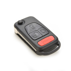 Jetting Buy Key Shell Case Remote Folding For Mercedes Benz ML350