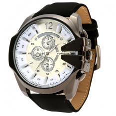 Jo.In Men Casual Watch Wristwatch Alloy Analog Quartz Watch (Black)