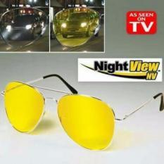 Kaca mata Anti Silau di malam hari - Night view Glasses vision - Kacamata Mengemudi Malam