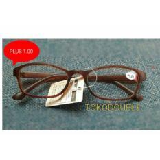 Kacamata Baca Plus 1.00 Kacamata Lensa Plus 1.00
