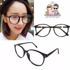 Kacamata Vasckashop Kimber Eyeglasses Black