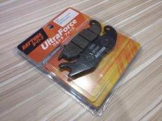 Kampas Rem Daytona Max Series Ultra Force Steel Fiber (3382)