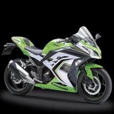 Kawasaki Ninja 250 ABS LTD [Hijau/Abu-abu] JADETABEK-- Uang Muka Cicilan