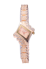 King Girl A-9097 Hot Promotions Women Rose Gold Diamond Luxury Watch Fashion Brand Watch Gold