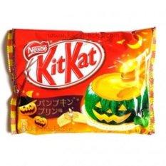 Kitkat Wafer Coklat Pumpkin