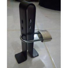 kunci pengaman pedal kopling mobil+gembok