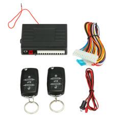 Kunci pintu tanpa kunci masuk mobil sistem remote kunci sentral untuk Kit VW LUPO POLO