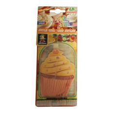 LD paper fersh fruit-American vanilla pengharum mobil