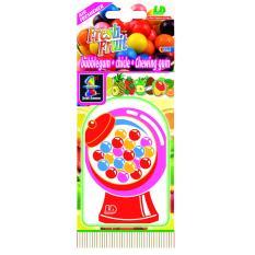 LD paper fresh fruit-Bubble gum pengharum mobil