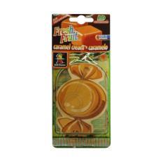 LD paper fresh fruit-Caramel