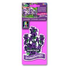 LD paper fresh fruit-Lavender Pengharum mobil
