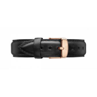 Leather Strap Dapper Sheffield RoseGold 1101DW 38mm