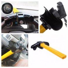 Legend Kunci Stir Mobil T-Style Lock Yellow