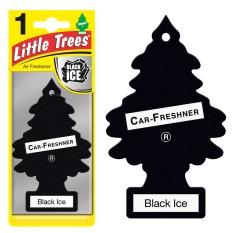 Little Trees Car Freshner - Pengharum Mobil Rasa Black Ice