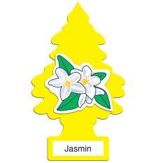 Little Tress - Pengharum Mobil - Aroma Segar & Tahan Lama - Jasmine