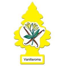 Little Trees - Pengharum Ruangan Mobil - Segar & Tahan Lama - Vanillaroma