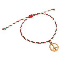 LJpassion Gelang Tridatu Peace Edisi Natal - Multicolor