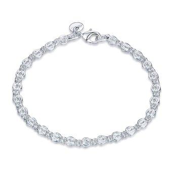 Lock-shaped Bracelet Women 's Jewelry Wholesalers LKNSPCH505 - Intl