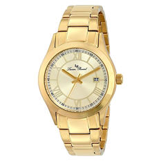 Lucien Piccard Women's LP-12763-YG-10 Vienna Stainless Steel Watch (Intl)
