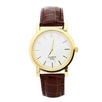 Harga OSQ Watch Jam Tangan Wanita Rubber Strap OSQ6J035Y Source · Luxury Fashion Womens Diamond Leather Band AnalogWrist Watch Brown intl
