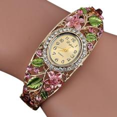 LVPAI Vente Chaude De Mode De Luxe Femmes Montres Femmes Bracelet Montre Watch Pink