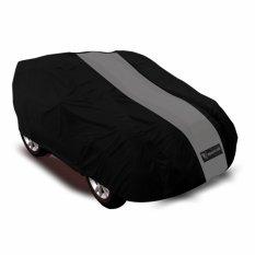 Mantroll Cover Mobil Grand Livina Spesial Hitam kombinasi Abu