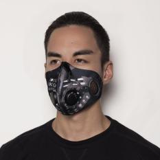 Masker ZULU Anti-Polusi N99 (Camo Noir)