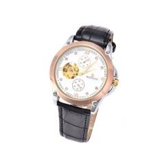 Mens Automatic Skeleton Mechanical Waterproof Watch - intl